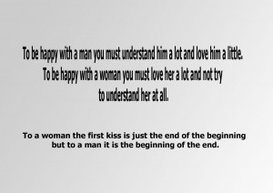 Funny Quotes About Men and Relationships