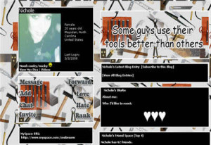 Funny Quotes MySpace Layouts