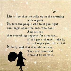 Wonderful Quotes About Life Changes: Life As We Know It By Paula Quote ...