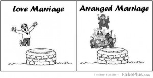 Love Marriage ya Arranged marriage... What's the best?