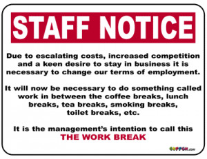 Funny Work Signs Printable Funny work signs humorous