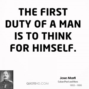 Jose Marti Quotes in Spanish
