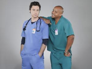 Scrubs J.D. & Turk