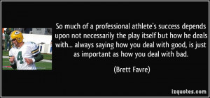 Success Quotes by Athletes