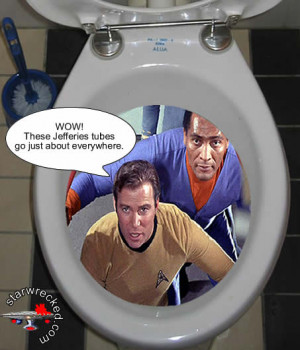Funny Star Trek Nomad Inspirational Poster Picture Humorous Parody