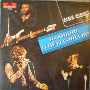 Bee Gees Trafalgar Disc Image