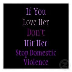 Domestic Violence Why Doesn...