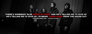 screamo lyrics quotes