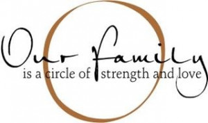strength about family quotes quotes about family strength and heritage