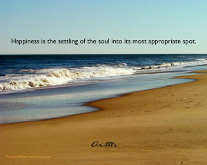 Inspirational Quote Beach Landscape Photography Print, Typography ...