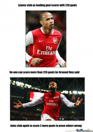 Thierry Henry Meme