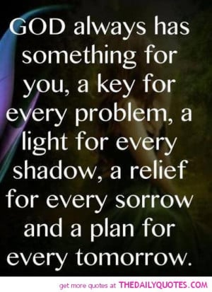 god-light-for-every-problem-quote-pic-quotes-sayings-pictures-images ...