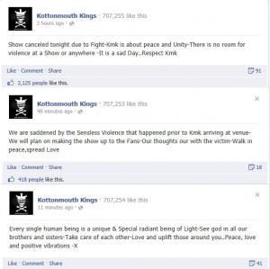"Assault at Kottonmouth Kings Concert…"" @ TheDenverChannel.com"