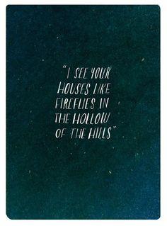 gaston bachelard fireflies illustration inspiration quotes sayings ...