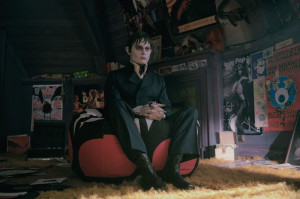 ... Depp in Tim Burton's Dark Shadows Quotes and Combo Pack Giveaway