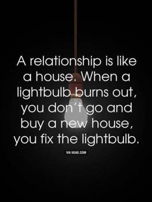 You fix what's broken