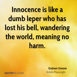 Graham Greene Quotes