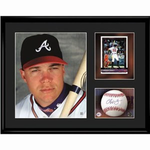 Atlanta Braves MLB Chipper Jones Toon Collectible