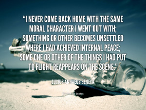 Come Back Home Quotes