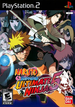 ... for Naruto Shippuden - Ultimate Ninja 5 (Europe) (En,Fr,De,Es,It