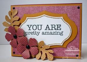 Complimentary Greetings - Julie Dinn