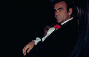 Sean Connery: One of us smells like a tart's handkercheif