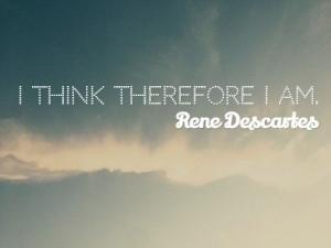 Rene Descartes #quote: Quotes Create, Descartes Quotes, People Quotes ...