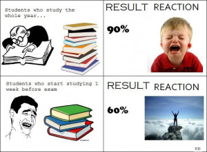 Student's life random