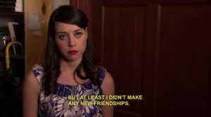 The 20 Most Relatable April Ludgate Quotes From