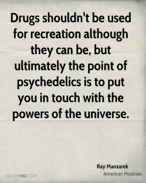 More Ray Manzarek Quotes