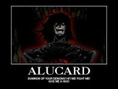 hellsing ultimate abridged quotes - Google Search More