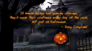 Halloween Quotes And Sayings HD Wallpaper 7