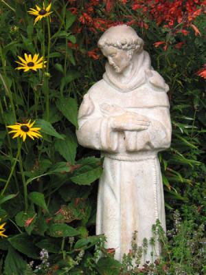 St. Francis: Neither a Proto-Activist nor a Garden Gnome