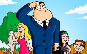 American Dad! The Smith Family