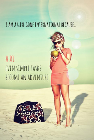 Are you a Girl Gone International?