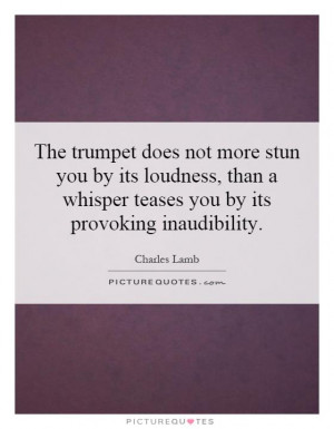 Trumpet Quotes and Sayings