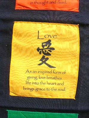 ... handicrafts / prayer-flag-affirmation-scroll-1d-inspiration-quotes