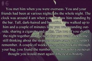 Perfect Boyfriend Quotes Tumblr