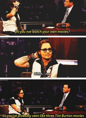 johnny depp quotes pinterest