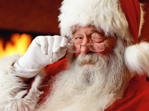 Letter From Santa Reveals He Watches Everyone All The Time, NSA ...
