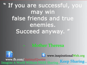 Famous Quotes by Mother Theresa