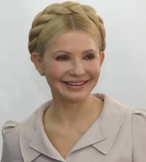 Yulia Tymoshenko again tops rating of most influential women in ...