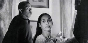 carmen de lavallade and geoffrey holder in carmen and geoffrey 2005