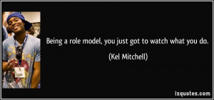 Quotes About Being a Role Model