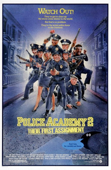 Famous Police Academy Movie Quotes