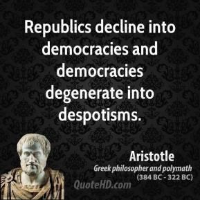 aristotle-philosopher-republics-decline-into-democracies-and ...