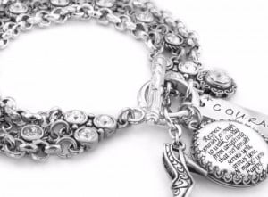 with personalized jewelry especially handcrafted mothers jewelry