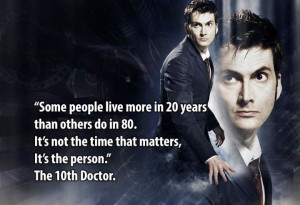 Inspiration in Unique Places: Doctor Who Quotes
