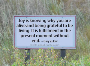 Gary Zukav Quotes at Wild About Quotes!
