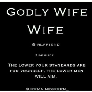 Aim for being a Godly Wife!